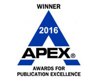 KITABOO, awarded the 'APEX 2016 Award of Excellence'