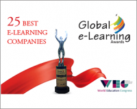 Hurix named amongst '25 Best E-Learning Companies' at the Global E-Learning Awards