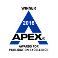 Winner of Apex 2016 award for Publication excellence for Education and Training
