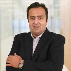 Vishal Dani Senior Vice President and Head – Cloud Platforms & Technology