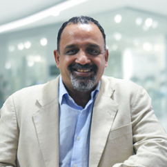 Viswamitra Hariharan Co-founder & Chief Operations Officer