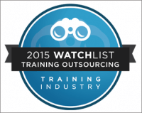 Hurix is one of the leading training outsourcing companies, as per 2015 training outsourcing watch list