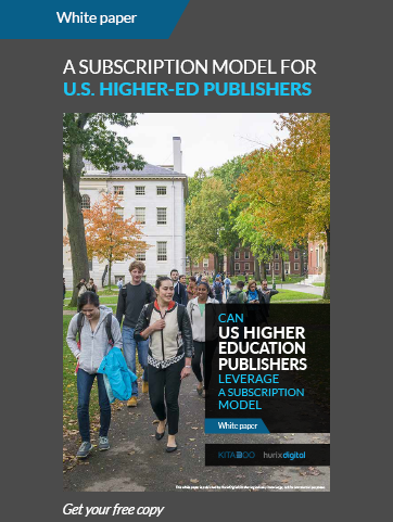 should higher education publishers leverage a subscription based model