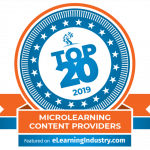 HurixDigital is listed as top 20 microlearning content providers