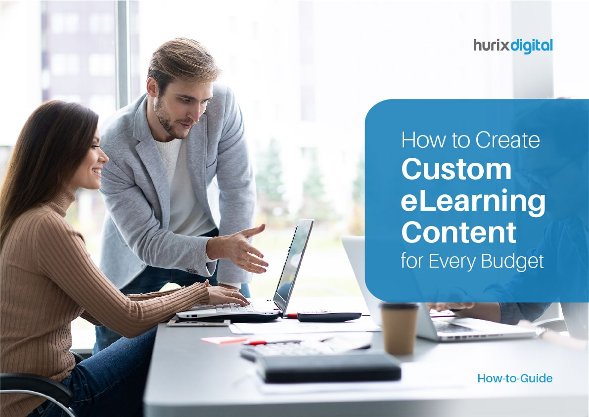 How to Create Custom eLearning Content for Every Budget