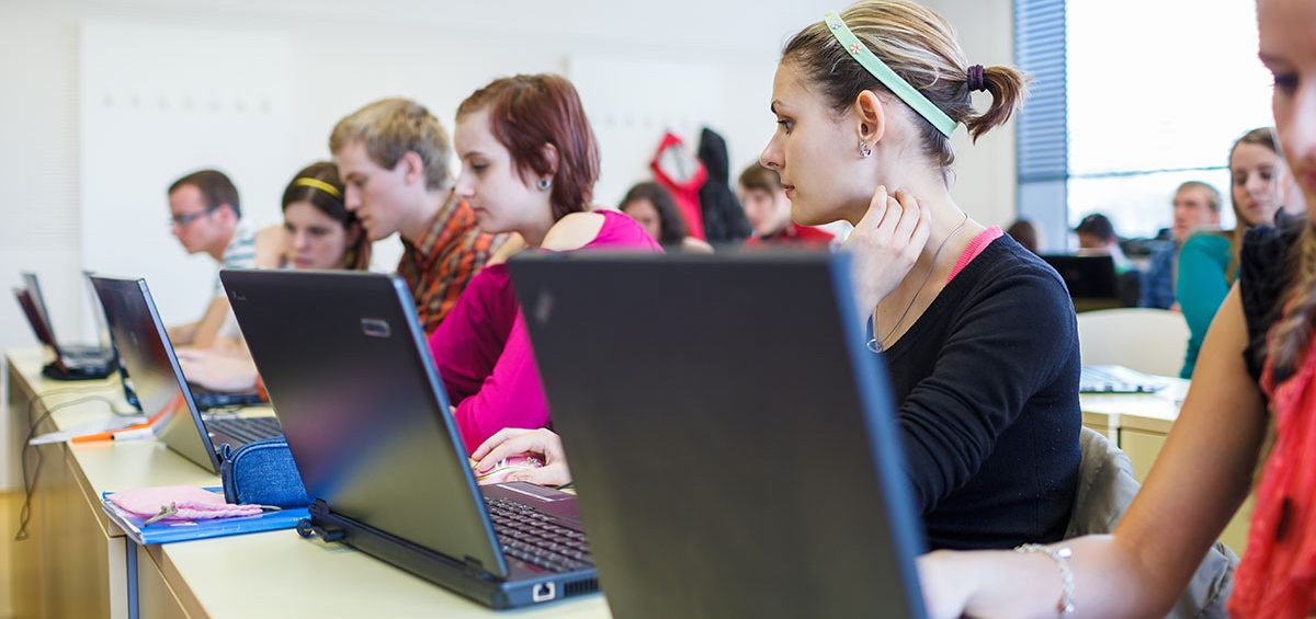 blended learning in higher education